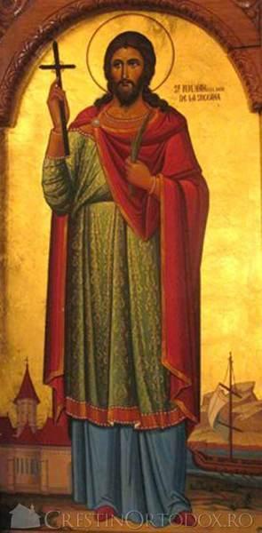 Paraclisul Sfantului Ioan Cel Nou de la Suceava