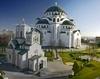 Belgrad - Catedrala Sfantul Sava al Serbiei