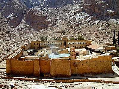 Manastirea Sfanta Ecaterina
