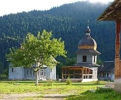 Manastirea Tarcau