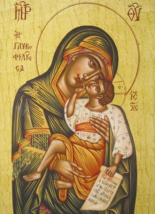Maica Domnului in spiritualitatea ortodoxa
