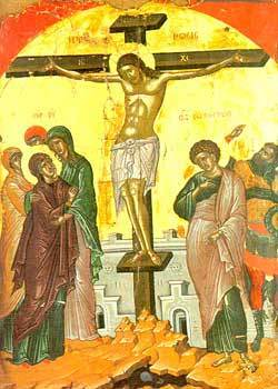 Jertfa de pe cruce a Mantuitorului in lumina unirii ipostatice
