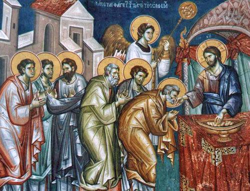 Liturghia ingerilor si a sfintilor