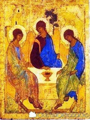Relatia Treimica de stralucire a Duhului din Fiul si consecintele ei eclesiologice