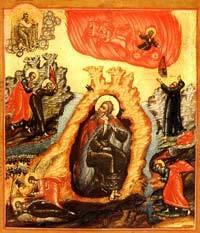 Sfantul Prooroc Ilie
