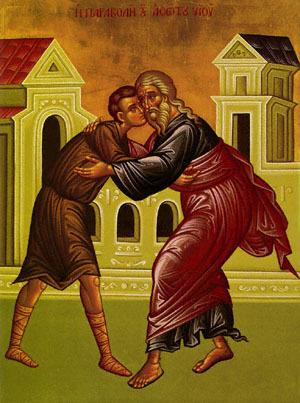 Cele doua portrete morale din Parabola Fiului Risipitor