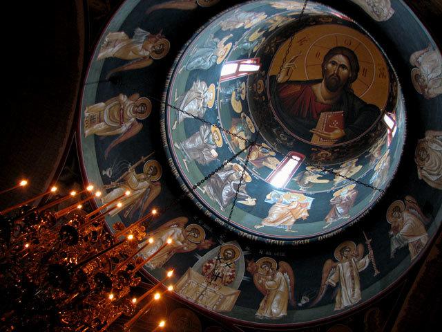 Lumina dumnezeiasca in teologia Sfantului Grigorie Palama