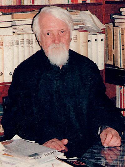 Note pe marginea unei carti de antropologie ortodoxa