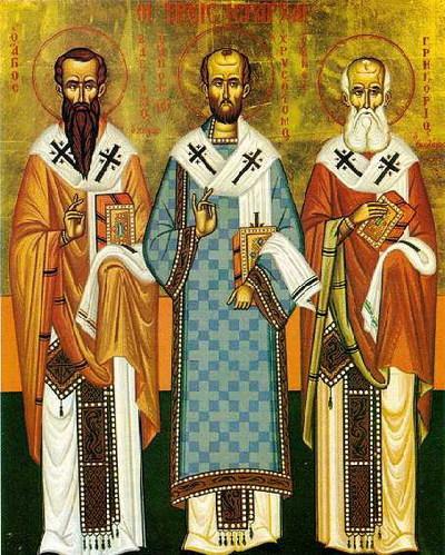 Predica si predicator in viziunea Sfintilor Trei Ierarhi