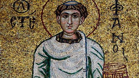 Sfantul Stefan, primul diacon si martir al Bisericii