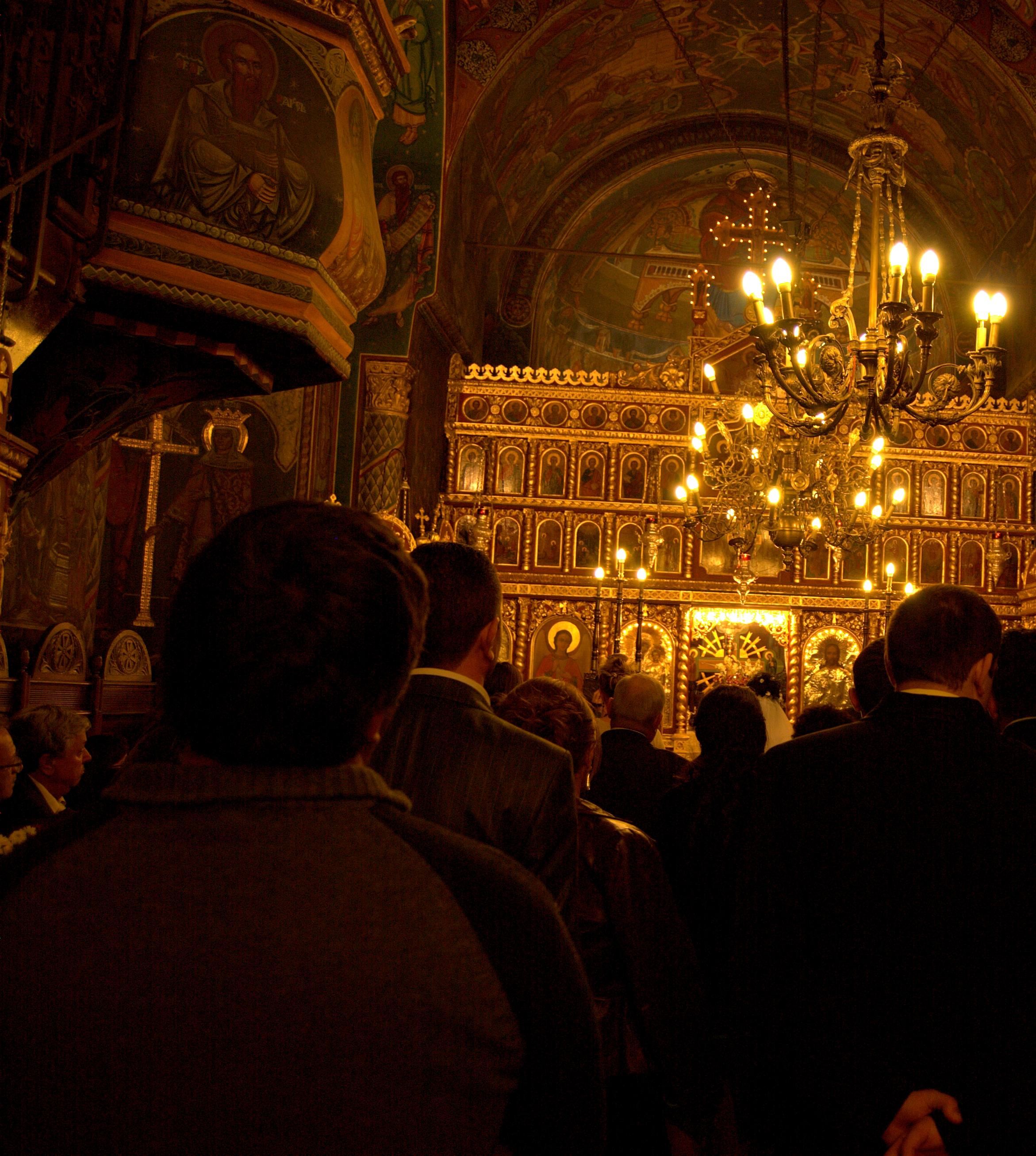 Cantarea in comun a credinciosilor