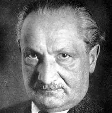 Integrarea teologica a filosofiei lui Heidegger