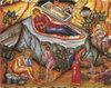 Nasterea Domnului in iconografia ortodoxa