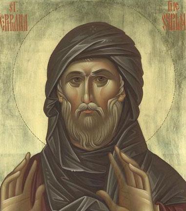 Rugaciunea Sfantului Efrem Sirul