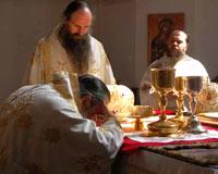 Liturghia Duhului si a Bisericii lui Hristos