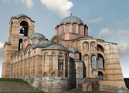 Stilul bizantin dupa cruciade