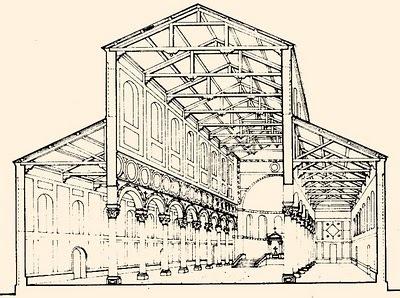 Stilul basilical in Apus