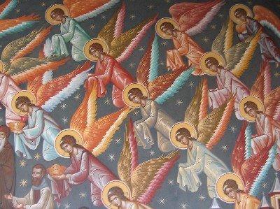 Necesitatea pomenirii ingerilor in randuiala Proscomidiei