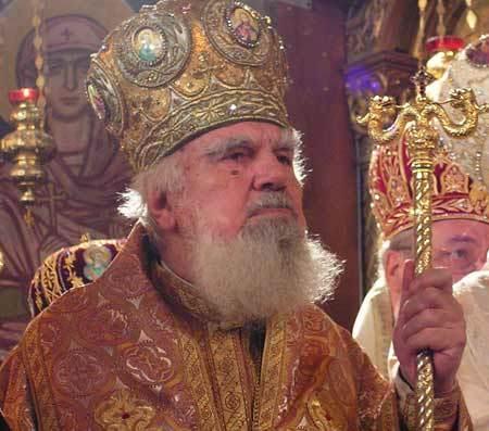 IPS Bartolomeu Anania, mitropolitul Ardealului si Crisanei