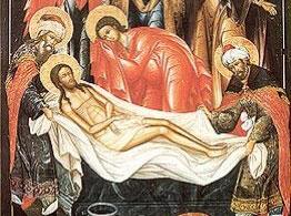 Moartea jertfelnica a lui Hristos, cea mai mare coborare a Lui la noi