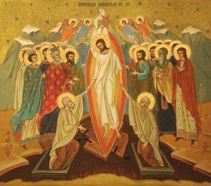 Invierea tainica cu Hristos