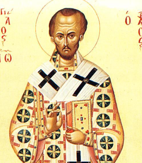 Sfantul Ioan Gura de Aur - Cuvant la Sfanta si Marea Joi