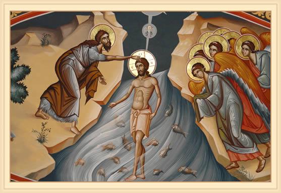Predica la Duminica dupa Botezul Domnului