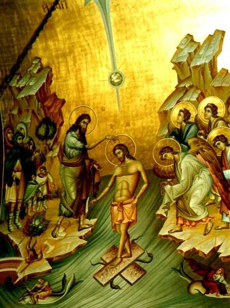Botezul Domnului - Sfantul Ioan Gura de Aur