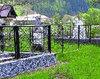 Cimitirul din gradina