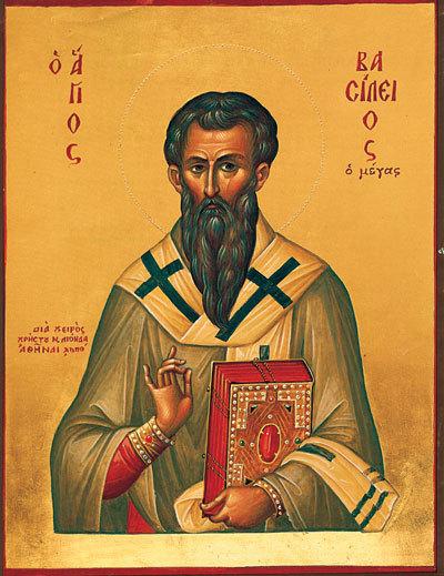 Molitfele Sfantului Vasile cel Mare