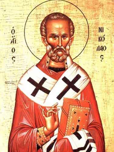 Viata Sfantului Nicolae