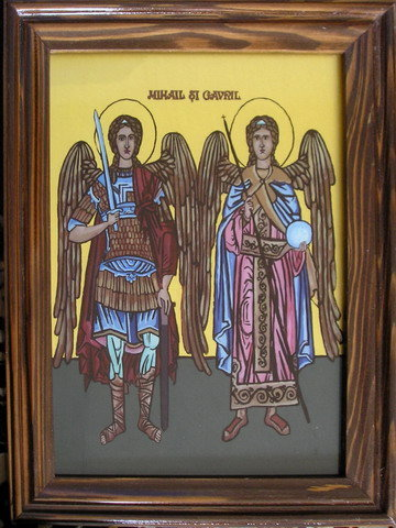 Mihail si Gavriil, Acatistul Sfintilor Arhangheli