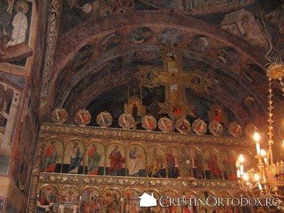 Manastirea Voronet - Sfanta Cruce