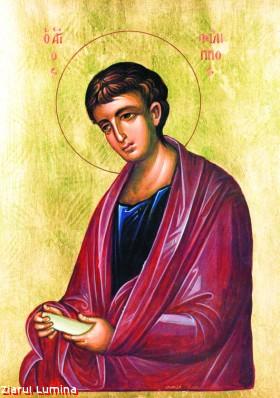 Sfantulul Apostol Filip, unul din ceata dintai