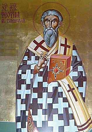 Sf. Teotim, episcopul Tomisului