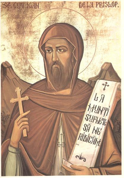 Sfantul Ioan de la Prislop