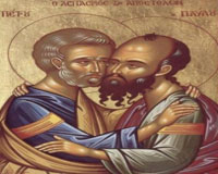 Postul Sfintilor Apostoli Petru si Pavel