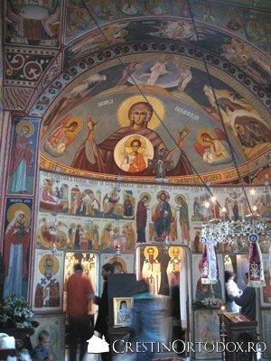 Sfintire la Spitalul Grigore Alexandrescu