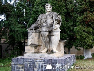 Prima Scoala Romaneasca - Scheii Brasovului