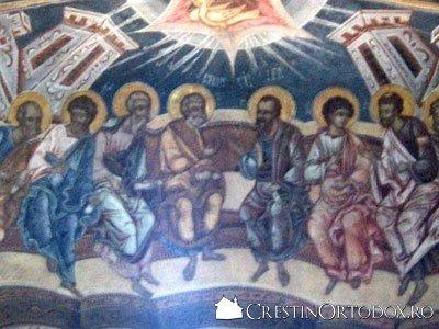 Manastirea Probota - Cincizecimea