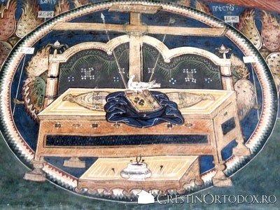 Manastirea Probota - Sfantul Duh, Luminatorul Evangheliei