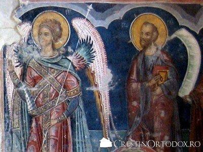 Manastirea Probota - Sfantul Pavel
