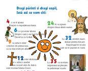 Revista Lumea credintei pentru copii, anul I, nr. 2, aprilie/mai