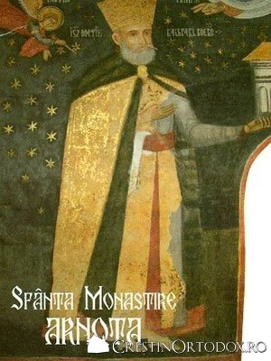 Manastirea Arnota - Matei Basarab
