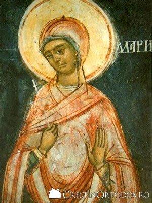 Manastirea Arnota - Sfanta Marina