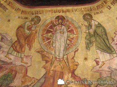 Schitul Sihla - Moise si Ilie
