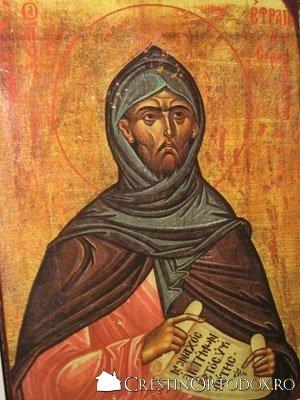 Schitul Sihla - Sfantul Efrem Sirul