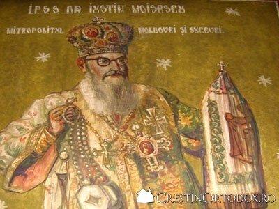 Schitul Sihla - Iustin Moisescu