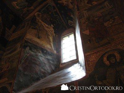 Manastirea Humor - Fereastra din Gropnita