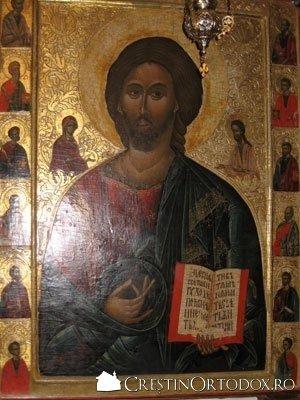 Manastirea Humor - Icoana Imparateasca